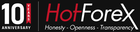 HotForexのロゴ画像